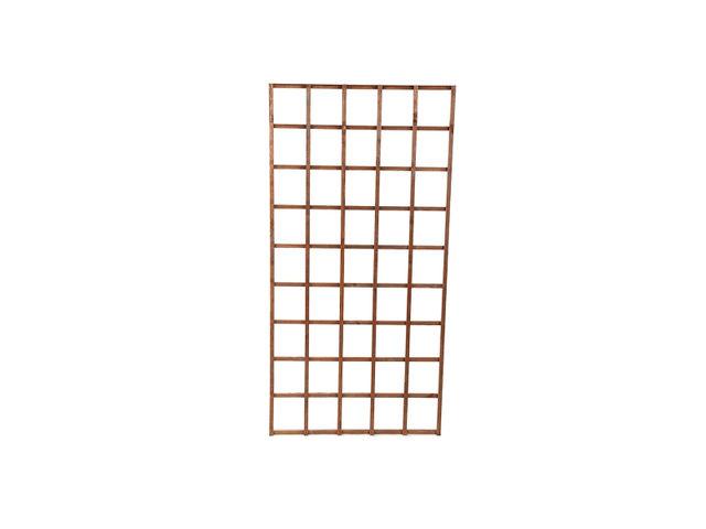 Köynnösritilä, ruskea 90 x 180 cm